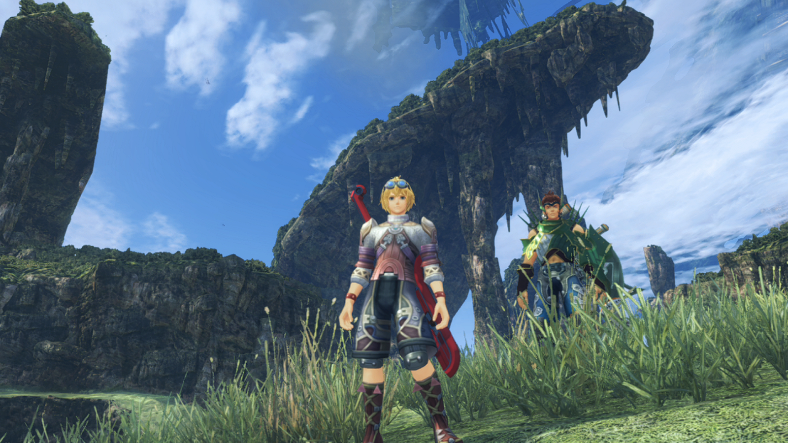 Xenoblade Chronicles: Definitive Edition Makes An Excellent Third Impression