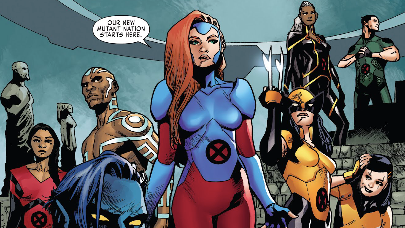 X-Men: Red Is Telling A Story About Racism For The Internet Age