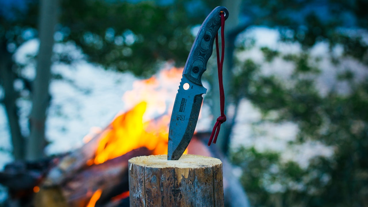 Can One Knife Handle Every Bushcraft Job?