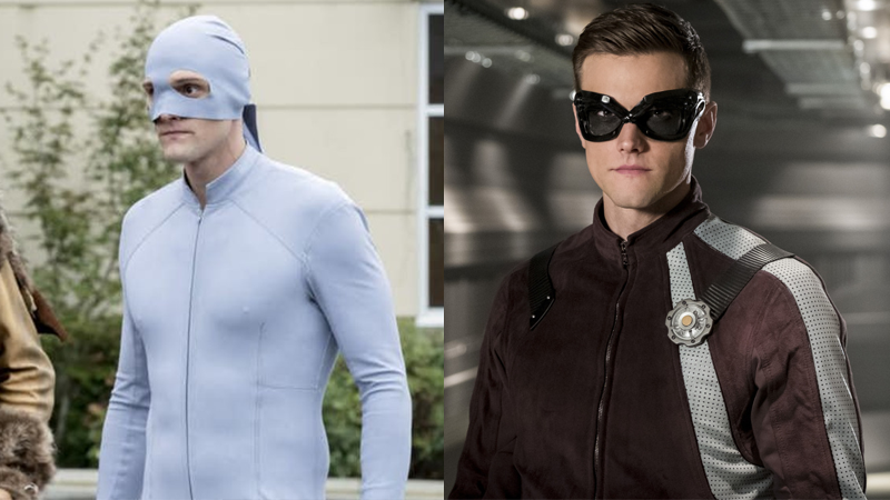 After Months Of Wearing Grey Spandex, The Flash Is Finally Giving Elongated Man A Costume