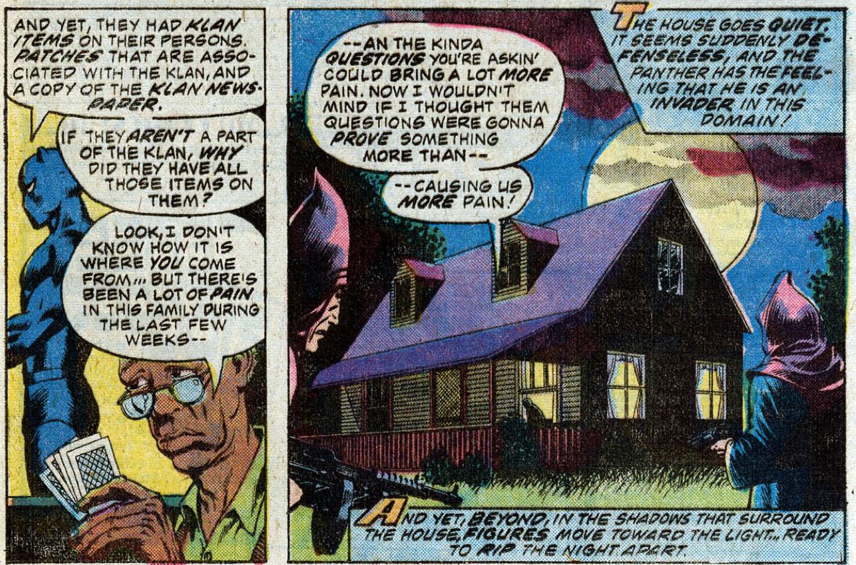The Politics of Marvel's Black Panther