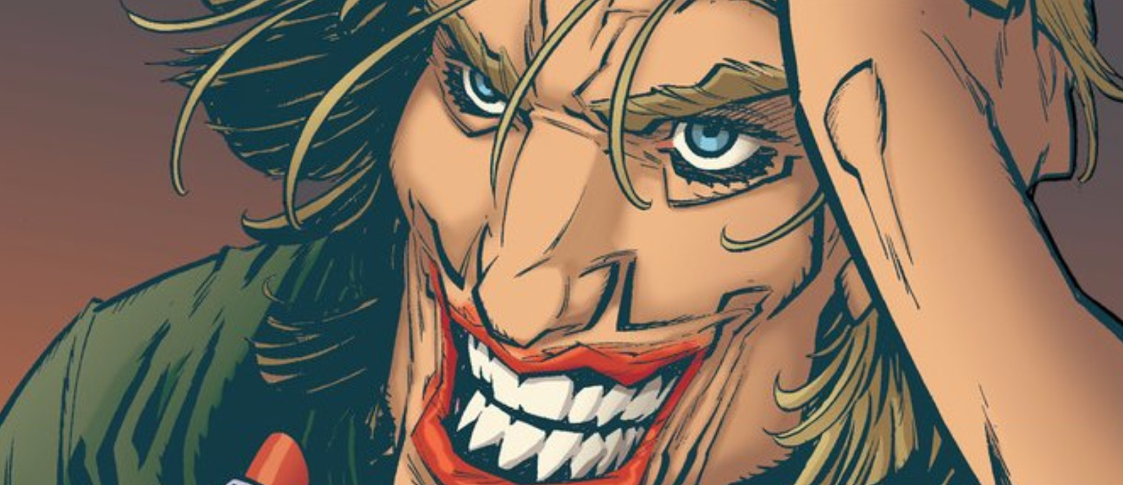 Gotham City's Newest Joker Is an 18-Year-Old Kid