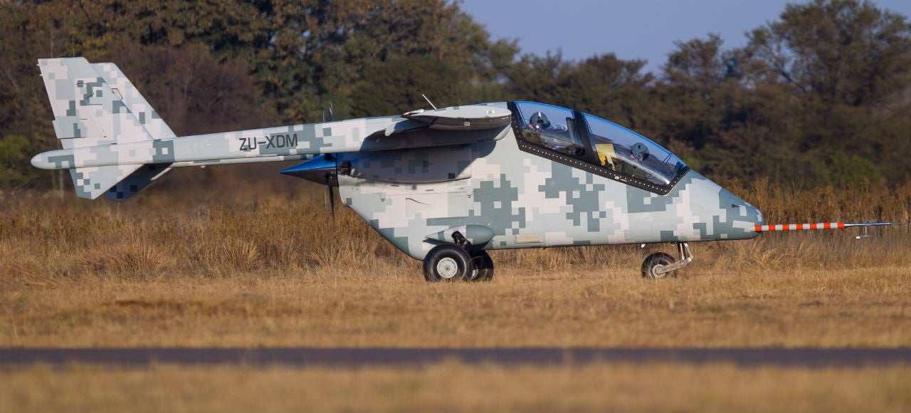 Africa's First Indigenous Aircraft Will Compete With Surveillance UAVs