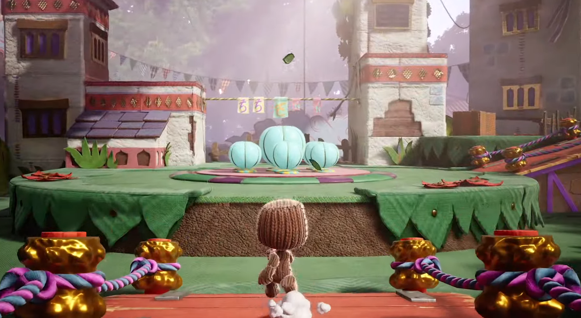 LittleBigPlanet's Sackboy Now Has A PS5 Platformer