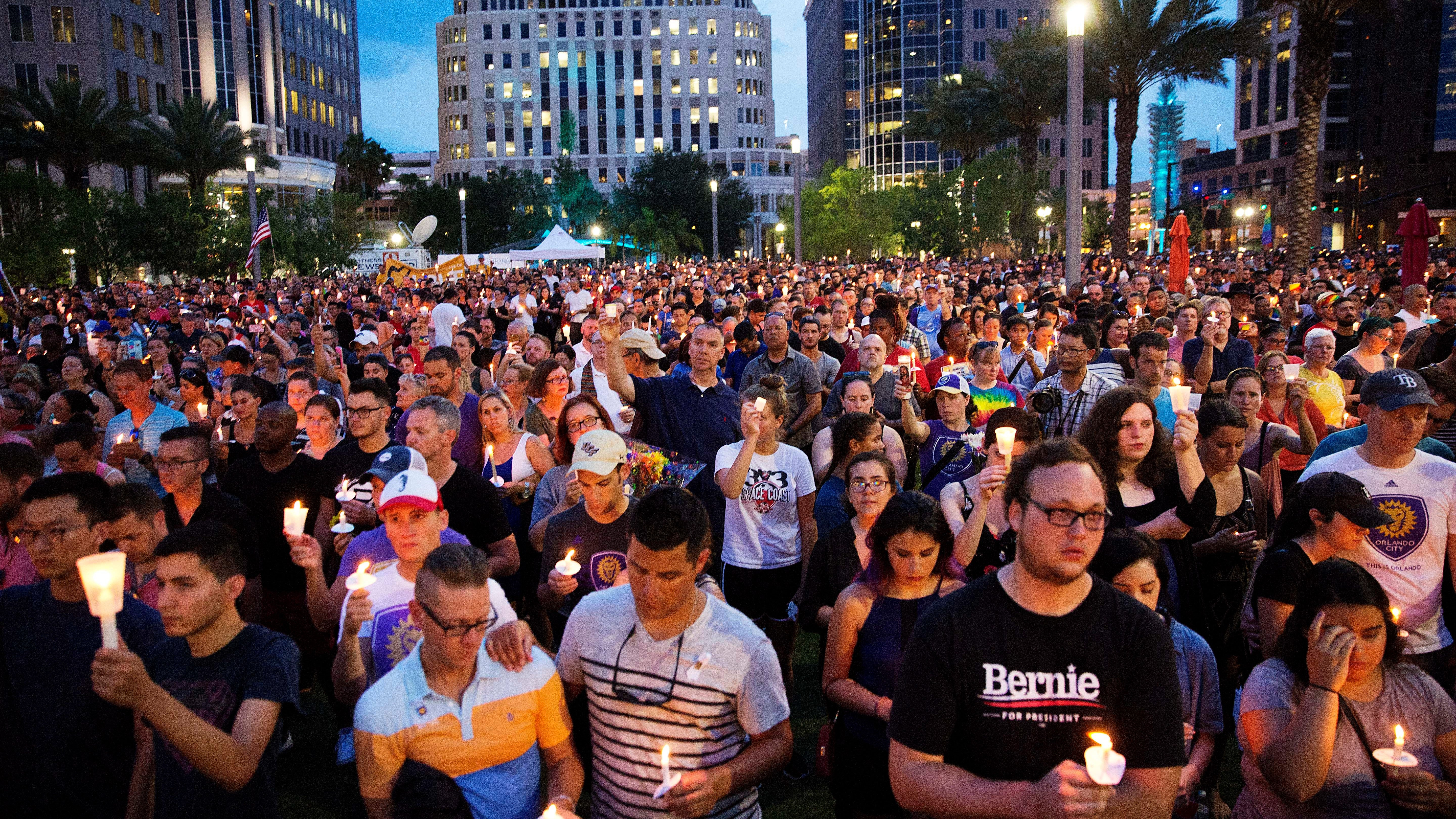 Pulse Nightclub Shooting Victims Sue Twitter, Facebook And Google