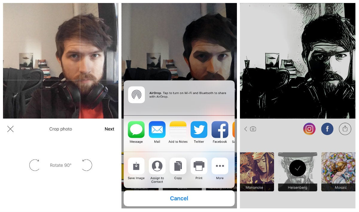 Now You Can Make Your Selfies More Interesting With Prisma On Android | Gizmodo Australia