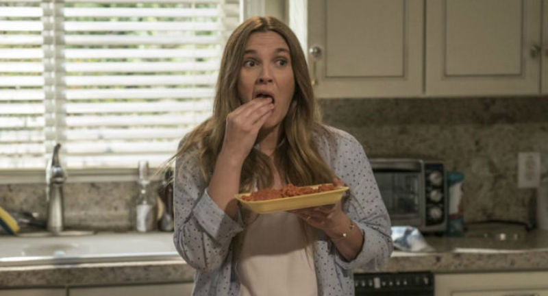 Drew Barrymore's Family Sitcom Has Secretly Been A Zombie Show All Along