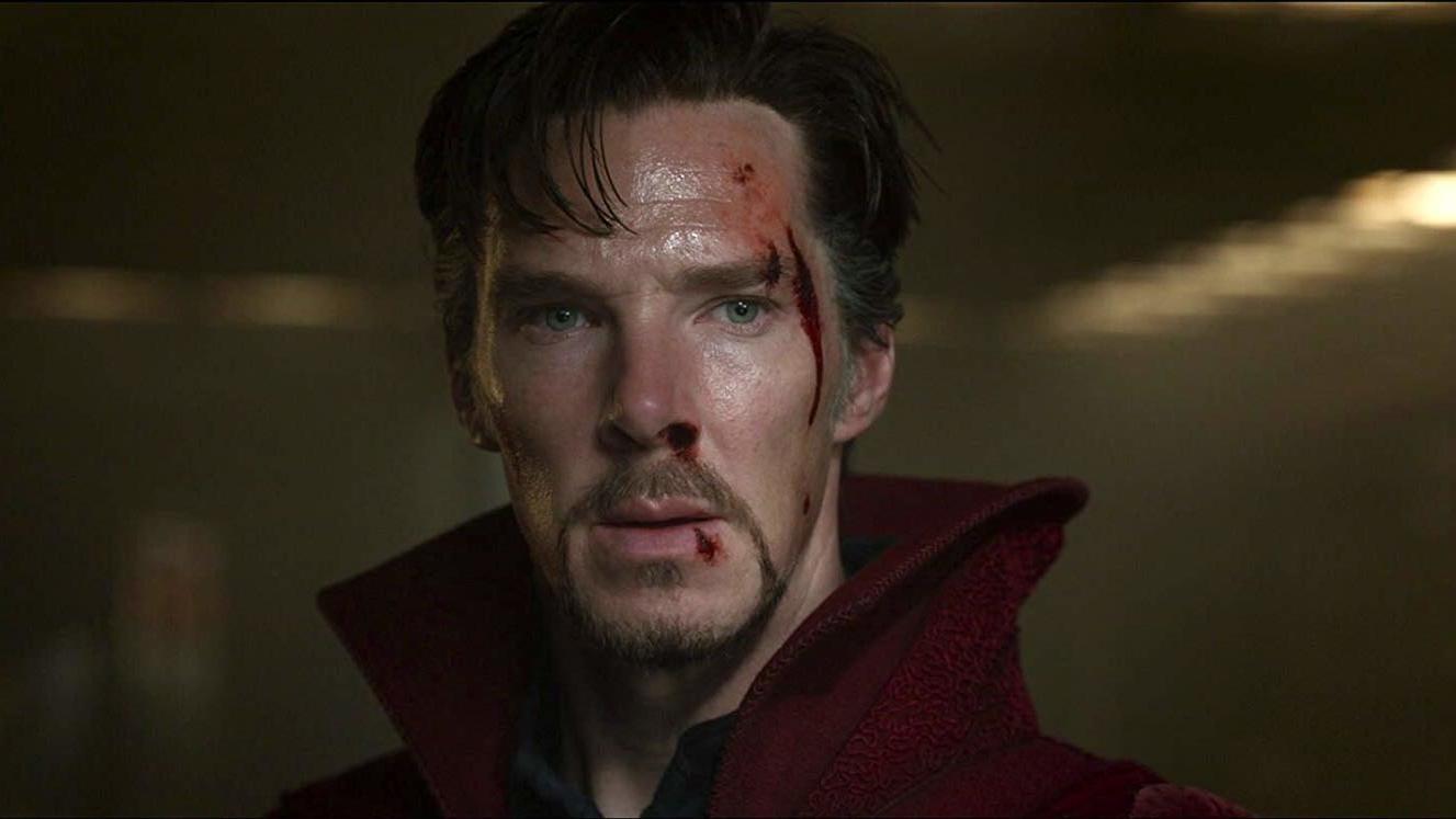 Benedict Cumberbatch Is Satan (in Good Omens)