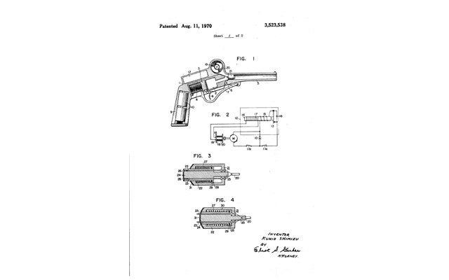 The Bizarre Failed Weapons That Led to the Stun Gun