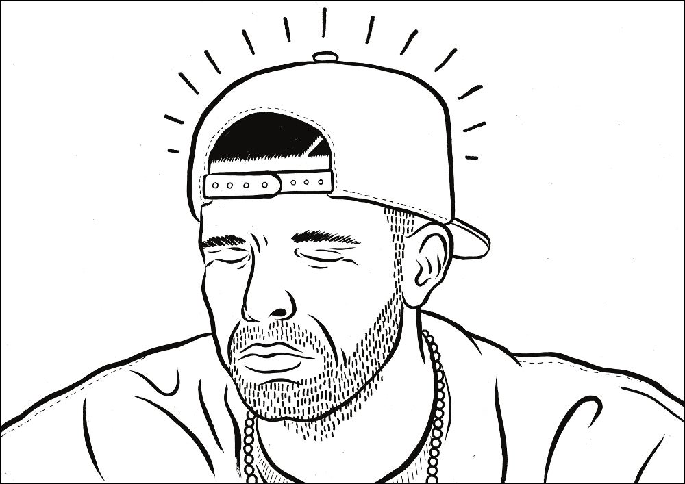 The Wait Is Over, a Drake Colouring Book Is Finally Here