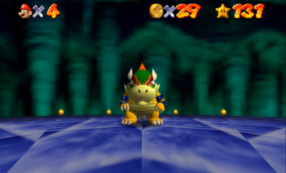 Someone Modded Mario 64 To Play In Nauseating First-Person