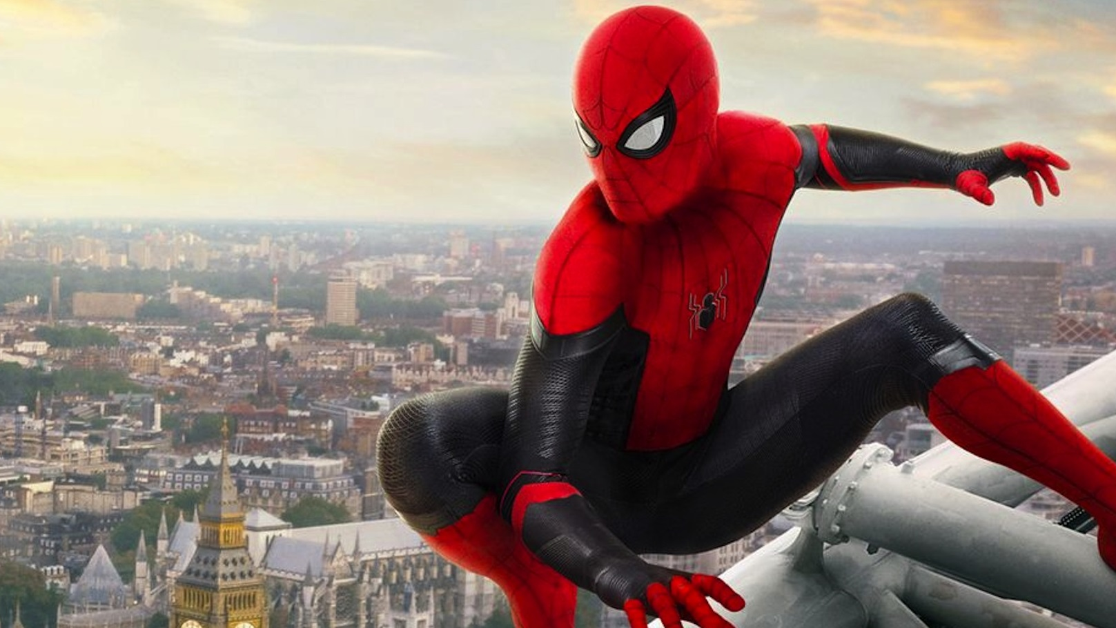 These International Far From Home Banners Offer Up A Great Look At Spidey's Variable Wardrobe