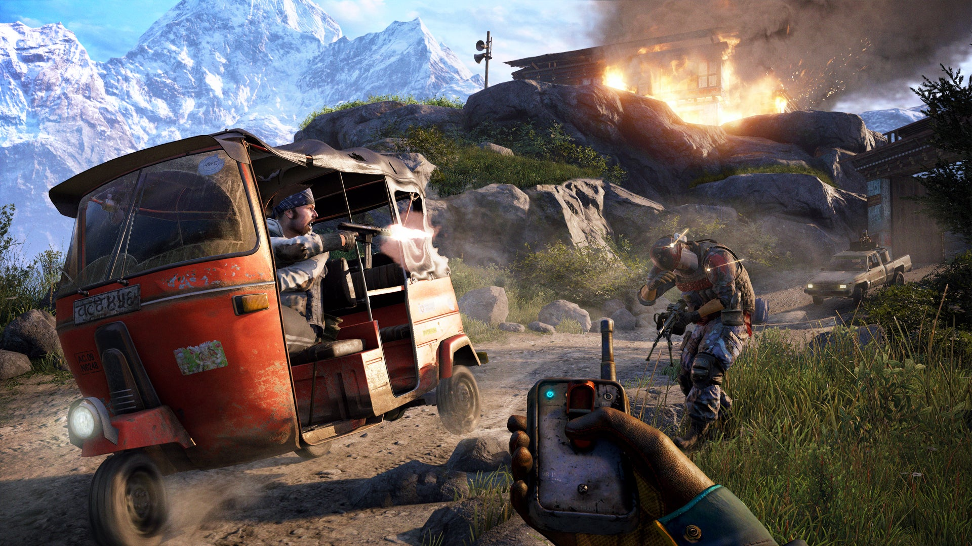 Your PC Needs This Many Yaks To Run Far Cry 4