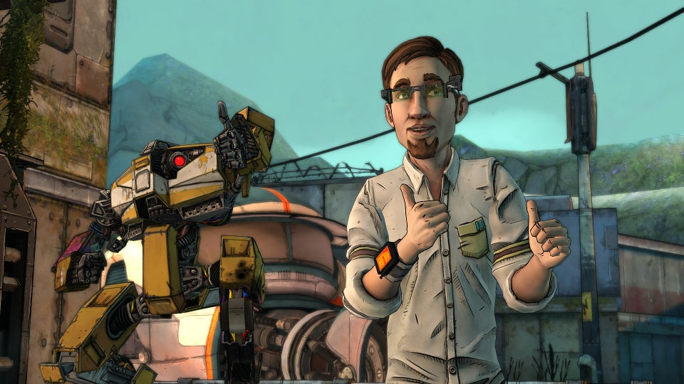Tales From Borderlands Ep 2 Is What I've Wanted From Telltale For Ages