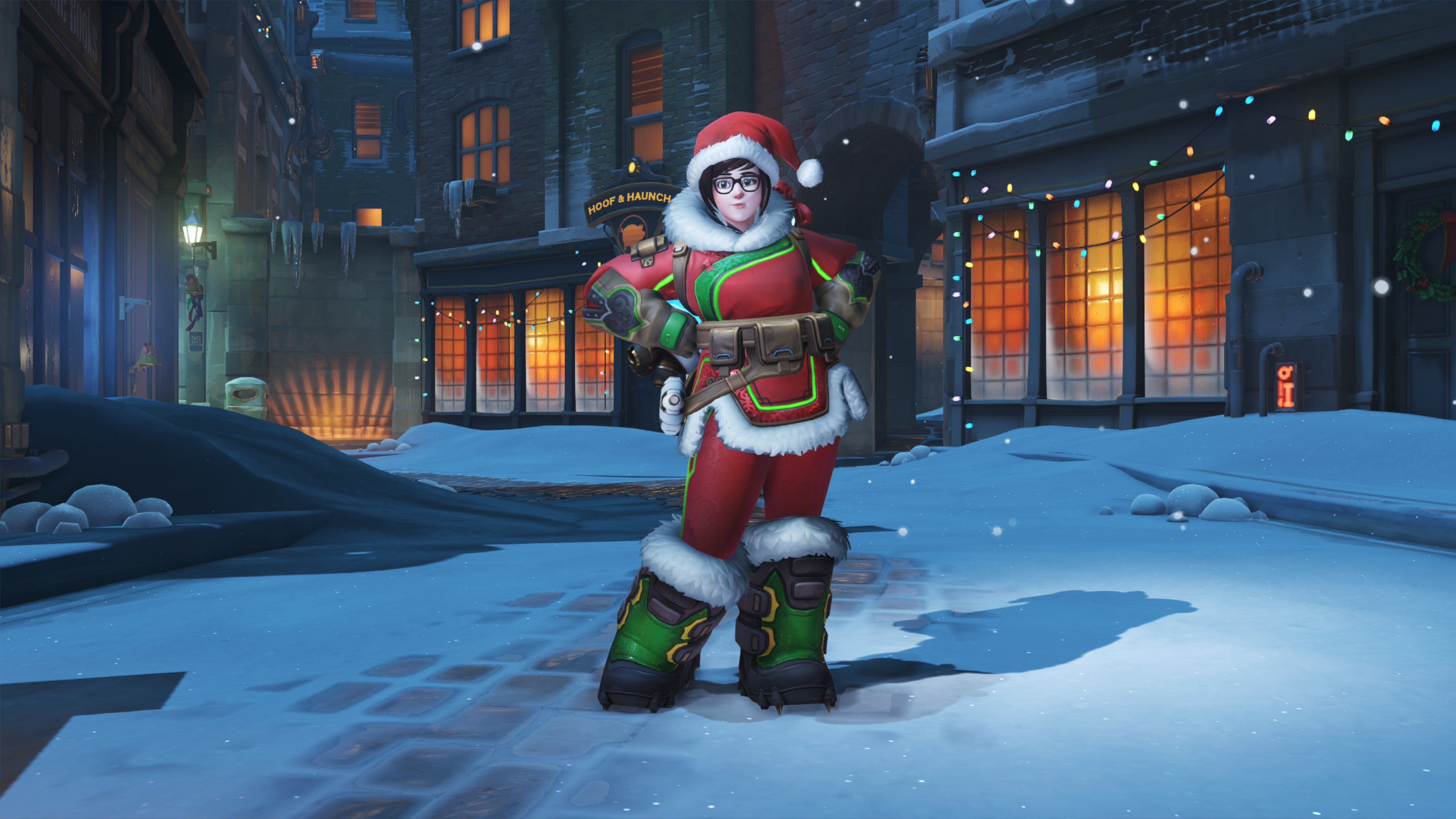 Blizzard Says Their \'Cool Meter\' Was Off On Mei\'s Holiday Overwatch ...