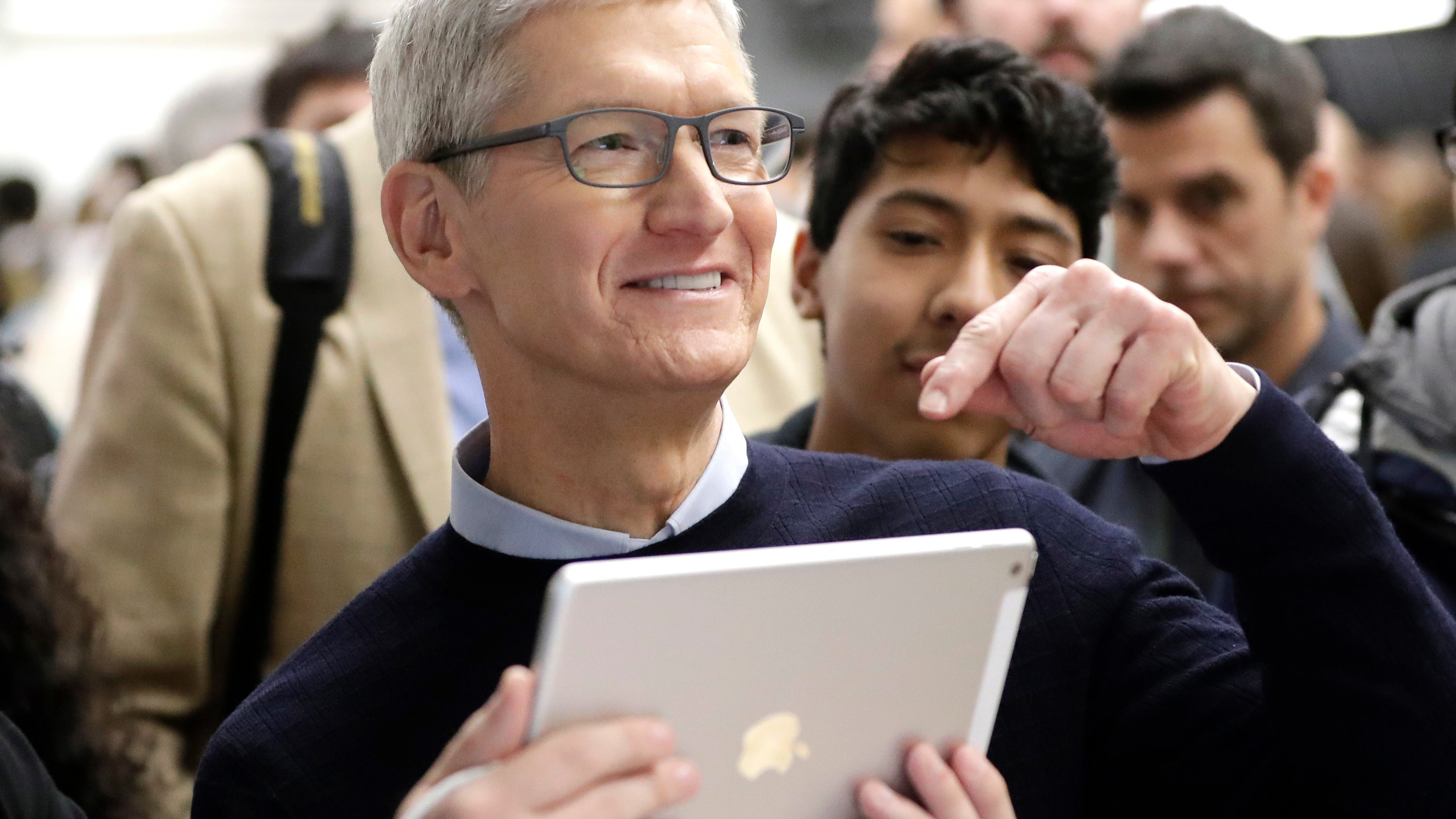 c7b6ce01778 Apple Will Spend $133 Billion Of That Cash It Stashed Abroad Buying Back  Its Own Stock