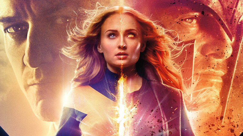 Jean Grey Gets Some Familiar Threads In The New Dark PhoenixPoster