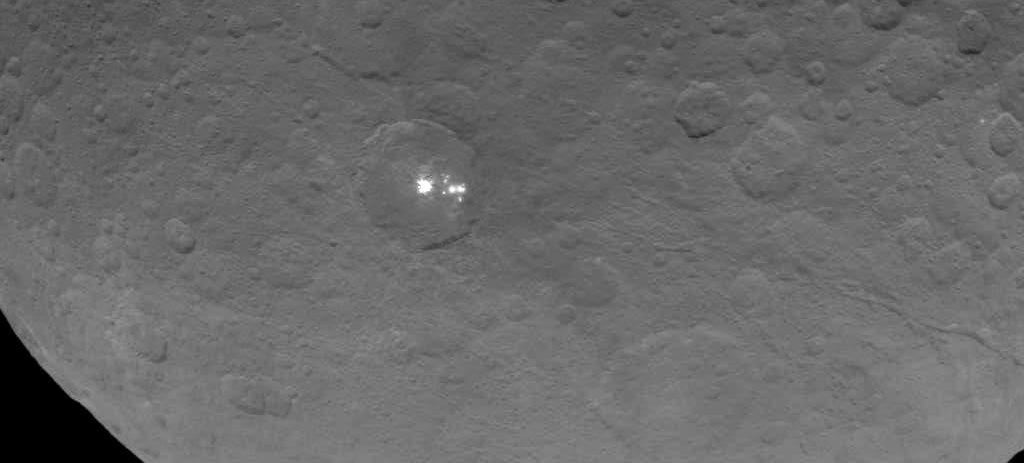 The Closest Look Yet at Ceres' Many Bright Spots