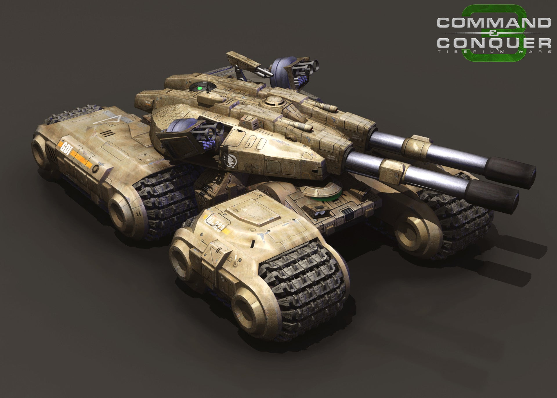 Command & Conquer, Texas Style