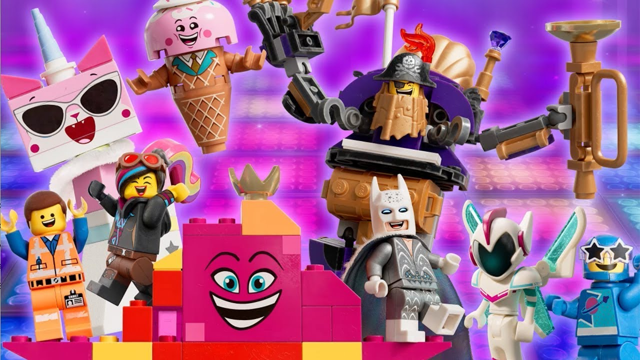 The People From The LEGO Movie 2 Really, Desperately Want You To Like Their New Song
