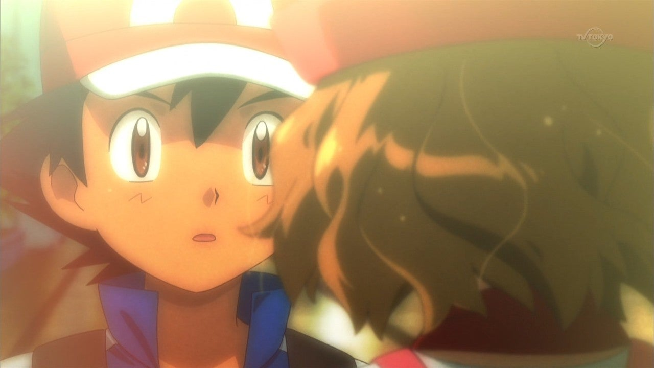 Pokemon And Kissing: A Short History