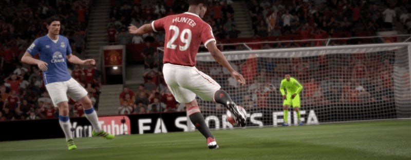 FIFA 17, You Have My Attention