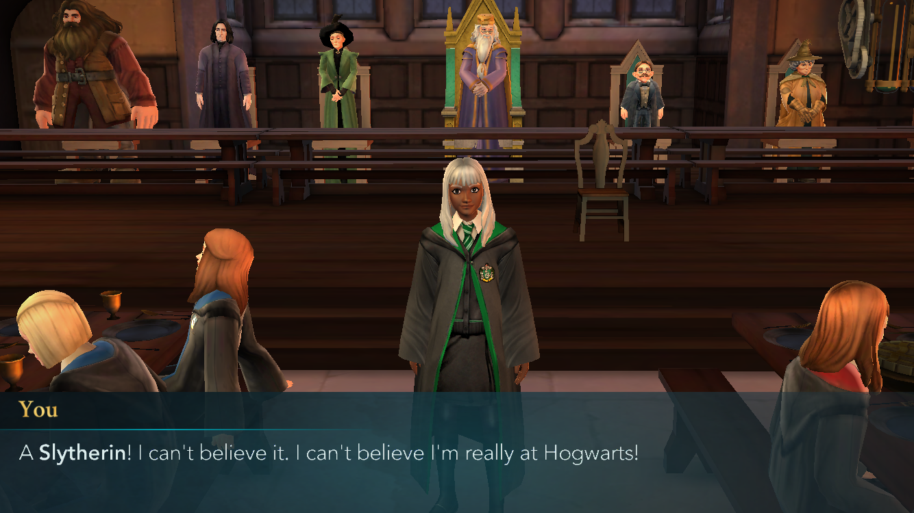 Mobile Game Hogwarts Mystery Is Like A Harry Potter Book That Keeps Asking For Money