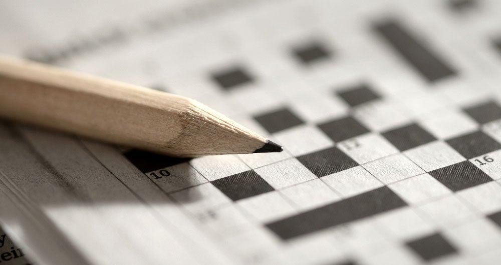 Plagiarism Scandal Rocks The Crossword Puzzle Scene