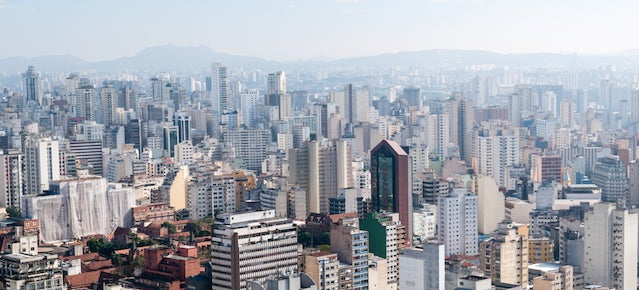 São Paulo Is Running So Low on Water People Might Be