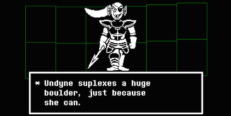 A Very Anime Fan Theory About Undertale's Undyne