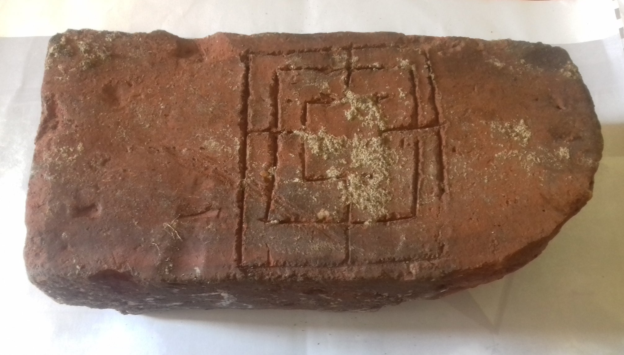 Medieval Board Game Unearthed In Secret Castle Chamber