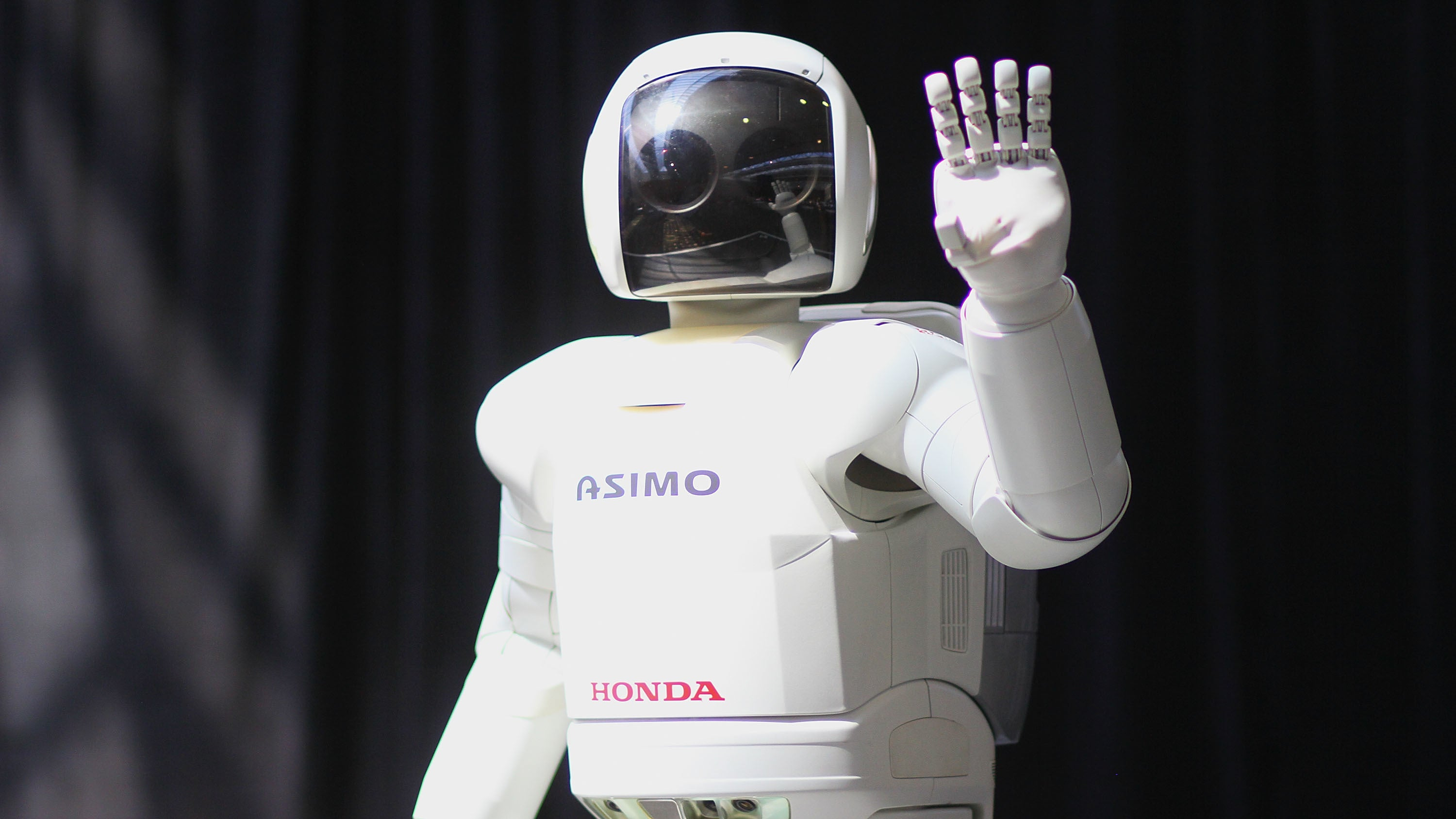 RIP Asimo, You Useless Robotic Honda Ad