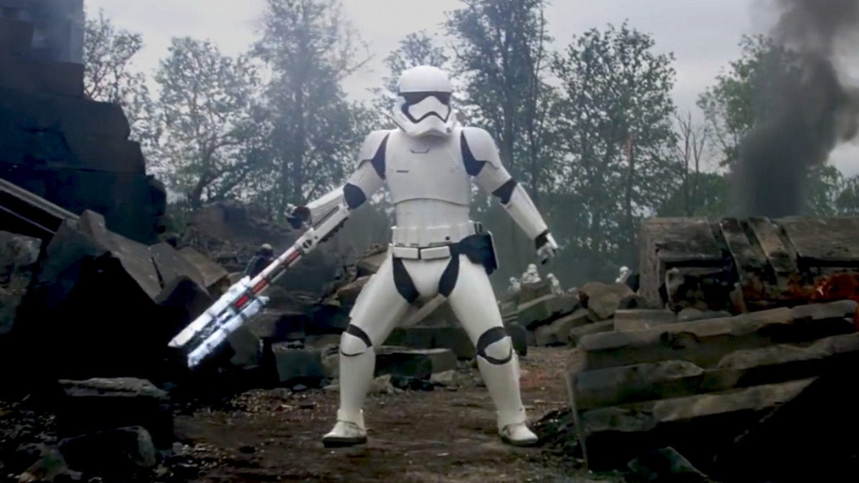 Sam Witwer Shares What Makes First Order Stormtroopers So Different: They Yell A Lot