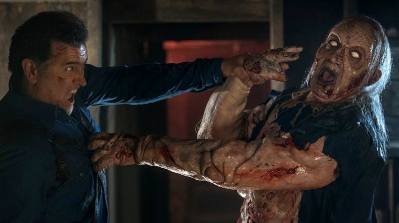 Ash Vs Evil Dead Season Two Did Everything A Kick-Arse Sequel Should Do