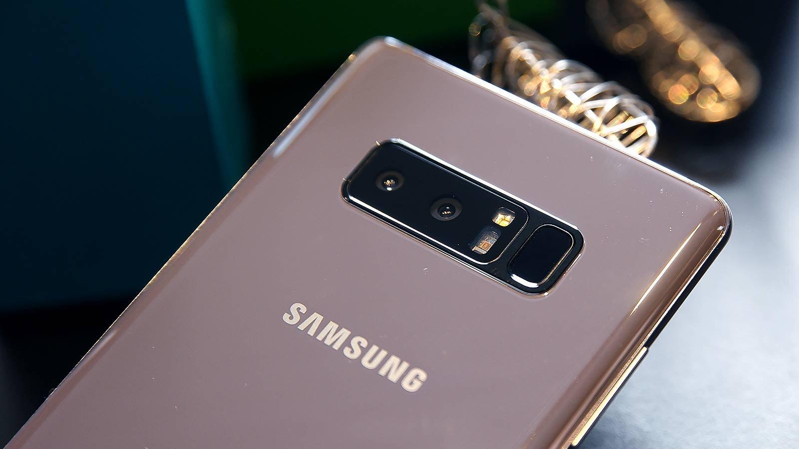 Samsung Note 8: The Return Of The Original Jumbo Phone ...