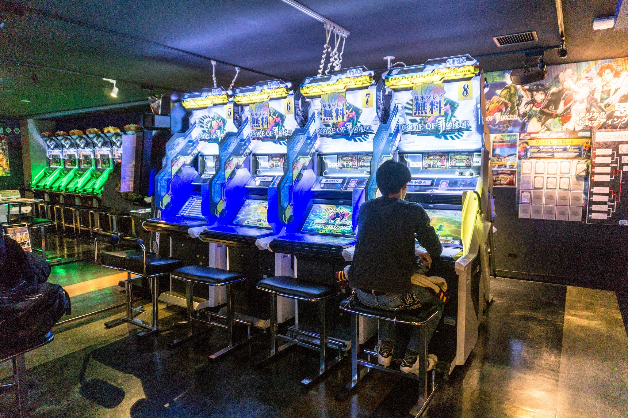 Why Arcades Haven't Died In Japan