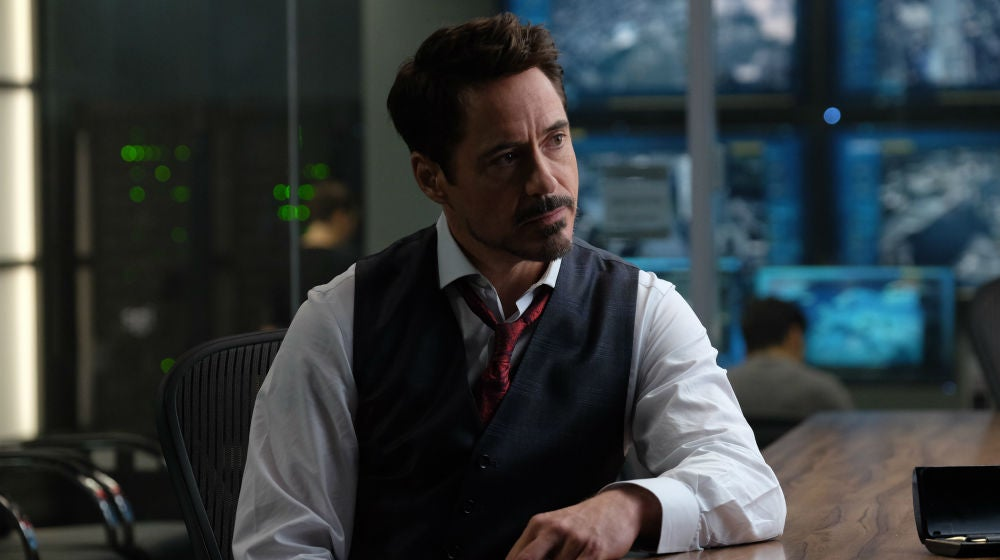 Robert Downey Jr. Is Either Making A Sci-Fi Show Or A Cheesy Dad Comedy, You Decide