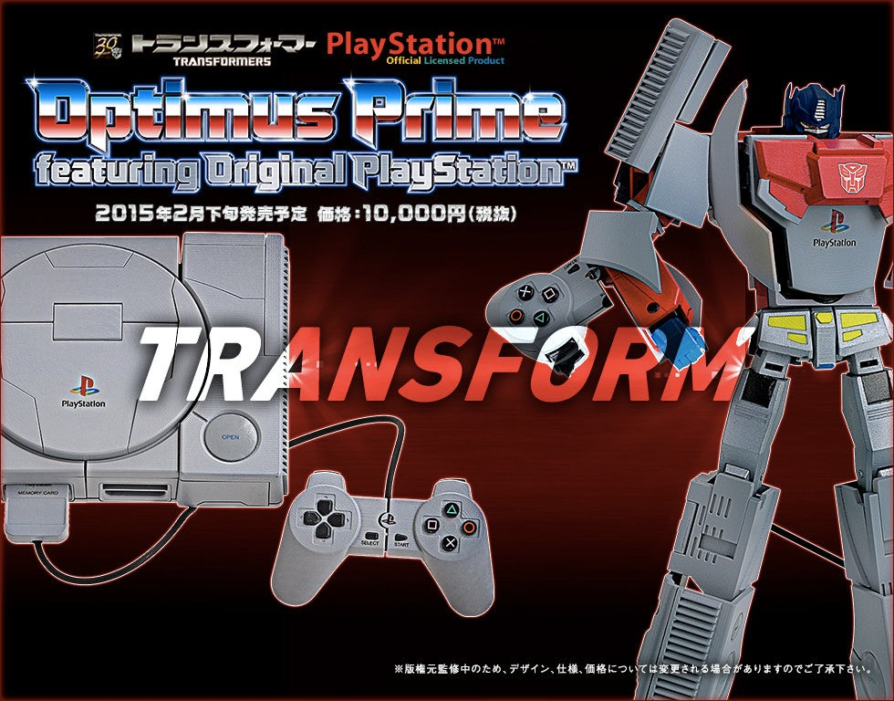 Go Pre-order Those Optimus and Megatron Classic Console Transformers