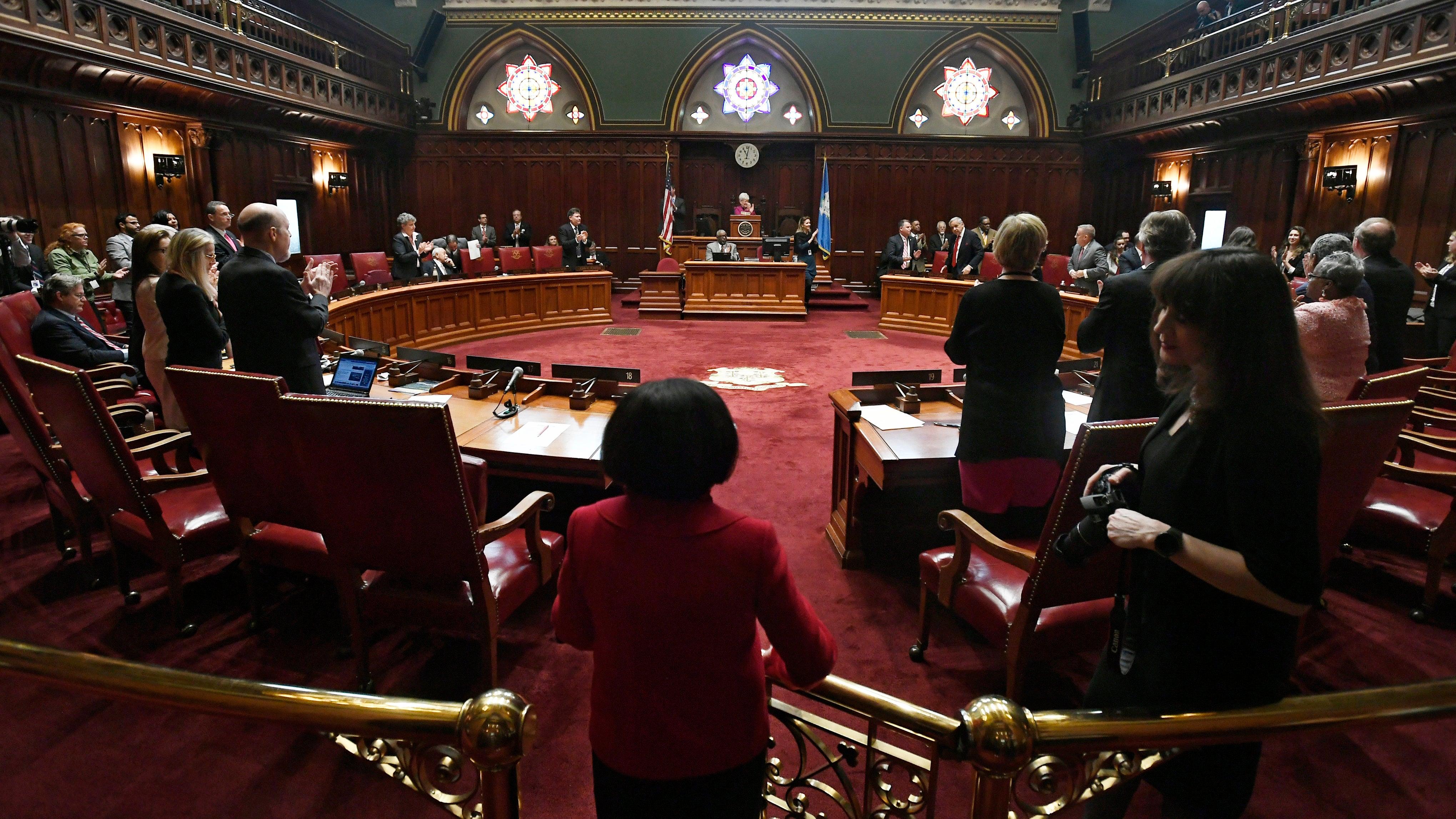Connecticut Republicans Kill Net Neutrality Bill Through Legislative Bullcrap