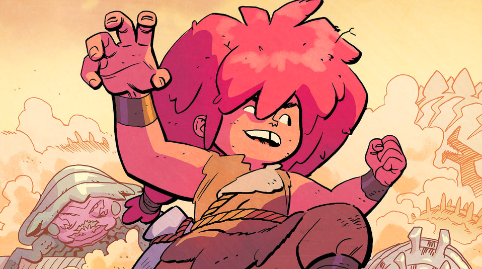 A Wild Child Is On The Loose In This Preview Of Jonna And The Unpossible Monsters