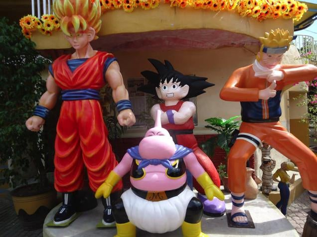 From Dragon Ball to DoTA, Here's a Resort for Geeks