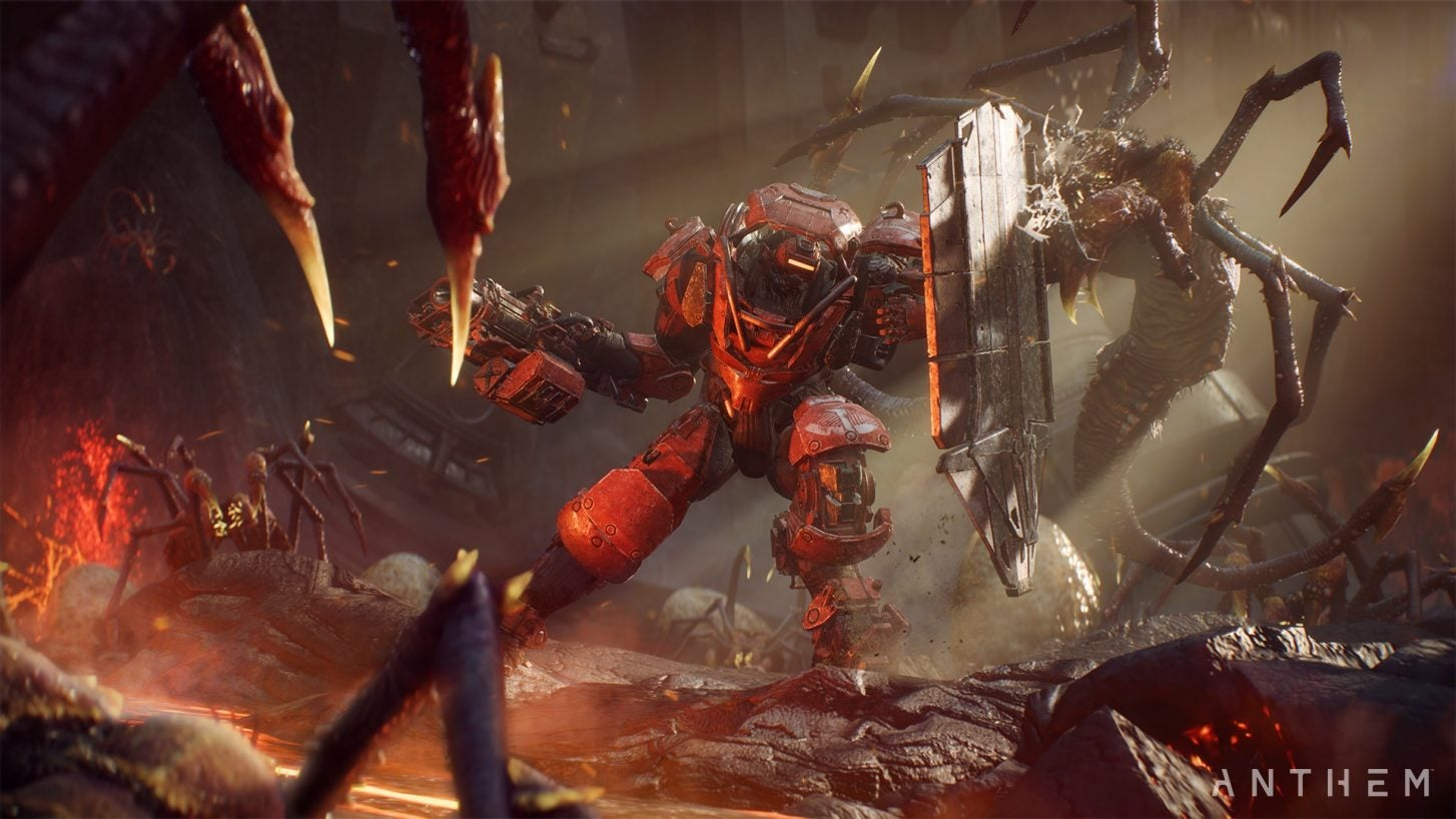 Sources: BioWare Plans A Complete Overhaul For Anthem