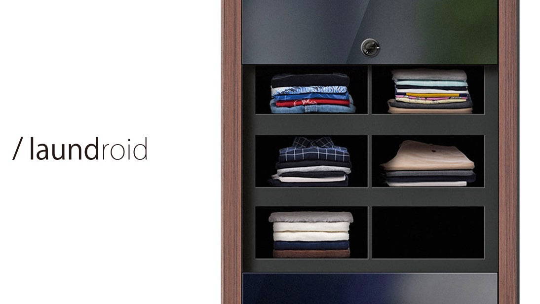 RIP Your Dreams Of Never Folding Laundry Again, The Laundroid Is Dead