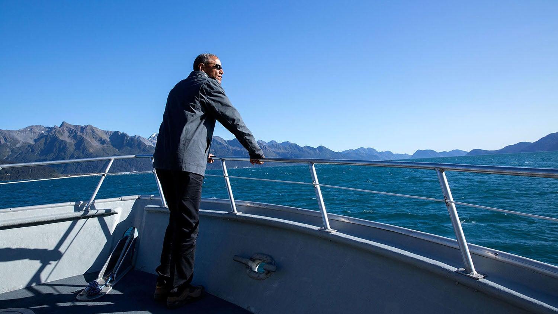 Obama's Big Moonshot: Save Humanity