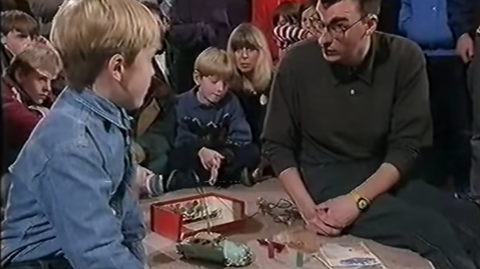 British Child On Antiques Roadshow Knows What He's Got