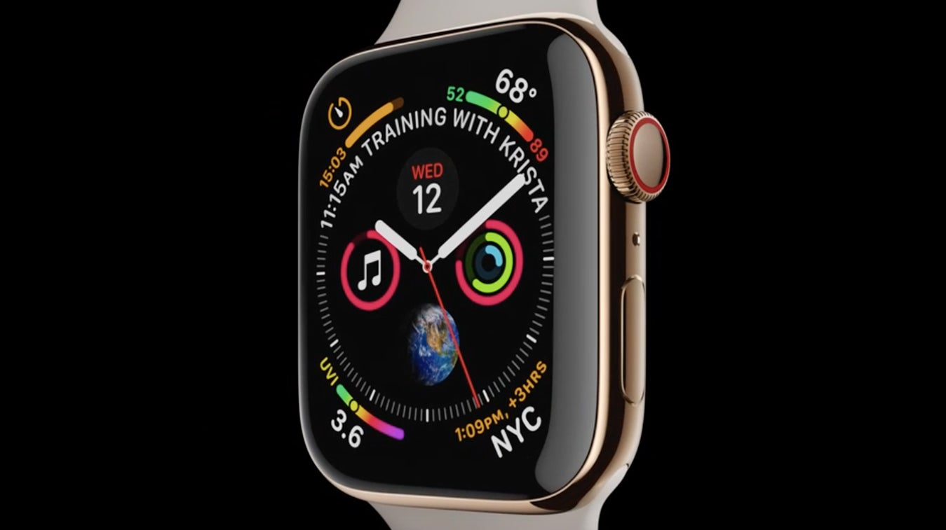 Apple Watch Series 4: Here's Everything It Can Do