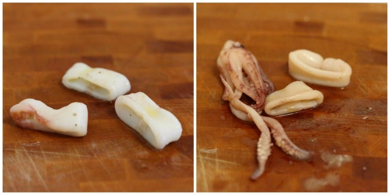Will it Sous Vide?: Wonderful Squid