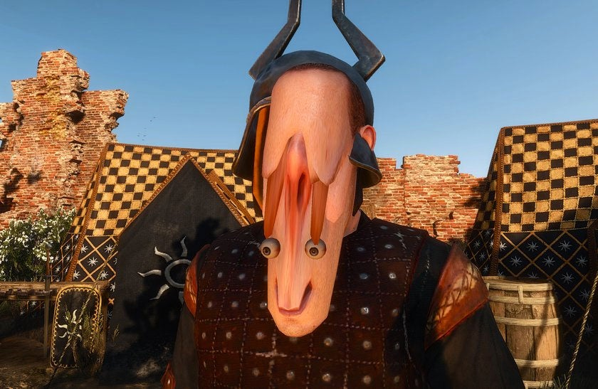 The Witcher 3's NPCs Get Weird When You're Not Looking