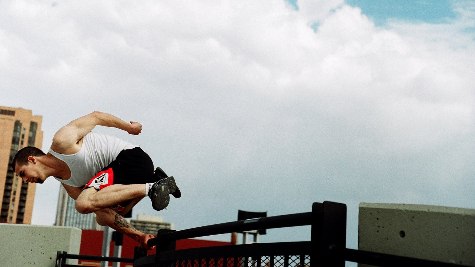 The Difference Between Parkour And Freerunning