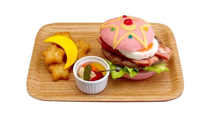 The Inevitable Sailor Moon Hamburger